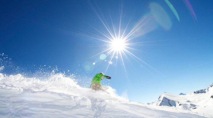Winter season start including ski pass